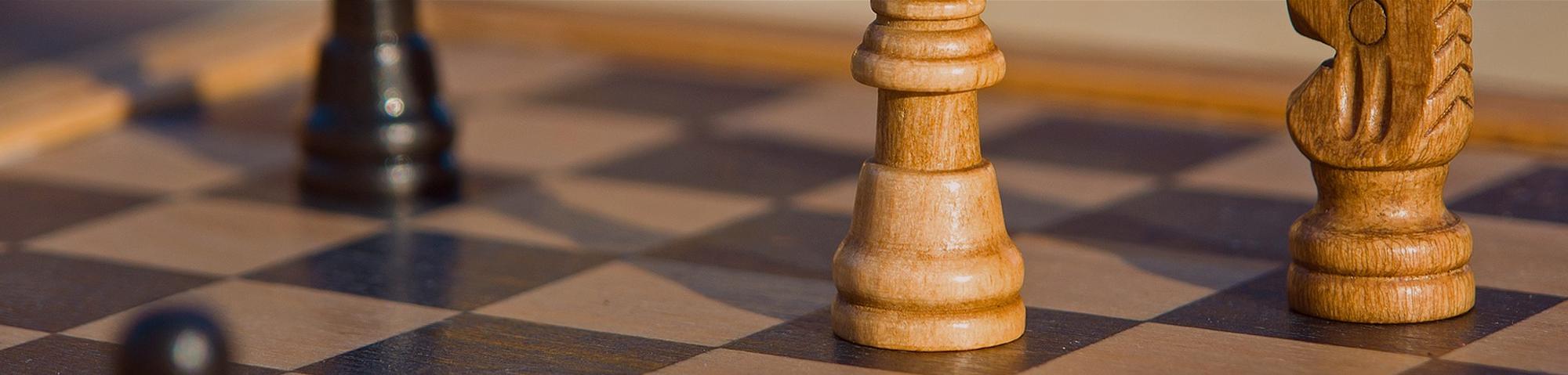 Mesa de xadrez na Brasilândia